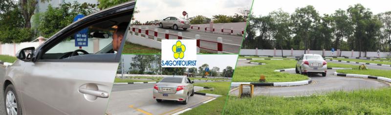Trường dạy lái xe Sài Gòn Tourist là cơ sở đào tạo tốt