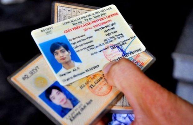 Đổi giấy phép lái xe theo quy định mới ở Hà Nội